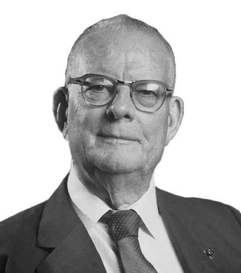 Portrait of Edwards Deming